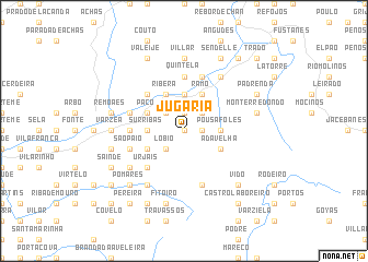 map of Jugaria