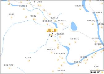 map of Julai