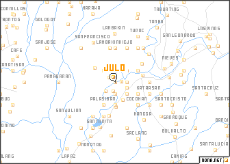 map of Julo