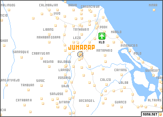 map of Jumarap