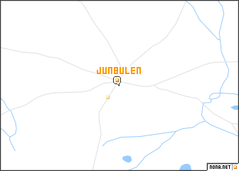 map of Jun Bulen