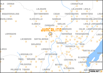 map of Juncalito