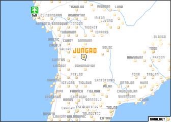 map of Jungao