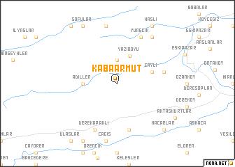 map of Kabaarmut