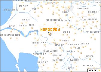 map of Kafarraj