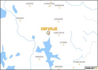 map of Kafunjo