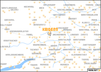 map of Kaidern
