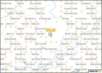 map of Kaja