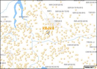 map of Kajwa
