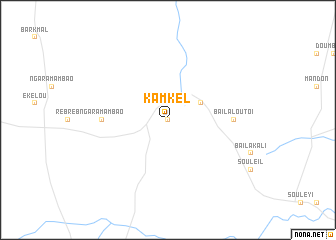 map of Kamkel