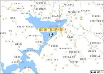 map of Kānī CharmḤk