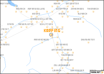 map of Kapfing