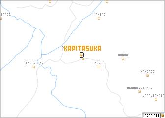 map of Kapita-Suka