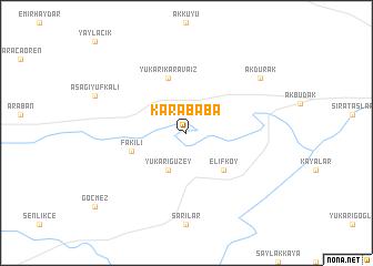 map of Karababa
