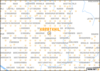 map of Karatkhil