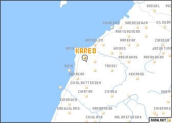 map of Kareo