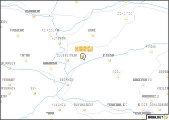 map of Kargı