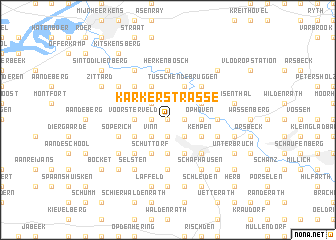map of Karkerstraße