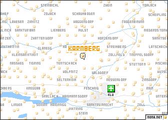map of Karnberg