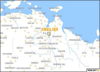 map of Kasilion