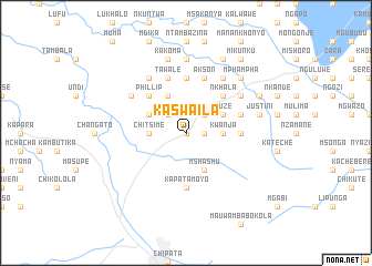 map of Kaswaila