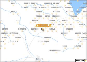 map of Kaswaila