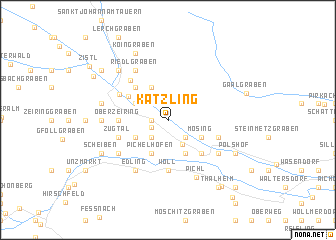 map of Katzling