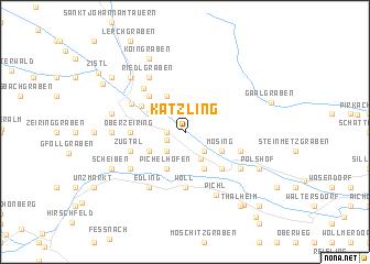 map of Katzling