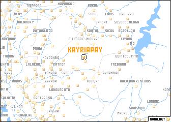 map of Kay Riapay