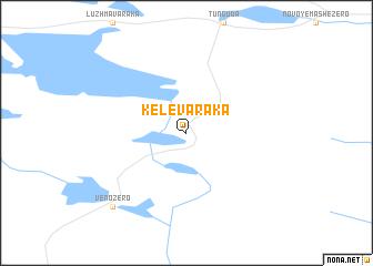 map of Kelevaraka