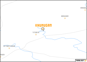 map of Khumugan