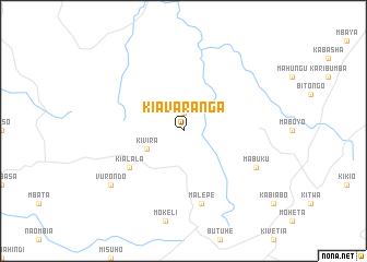map of Kiavaranga