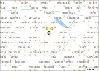 map of Kiki