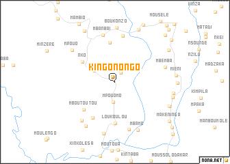 map of Kingonongo