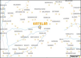 map of Kintelan