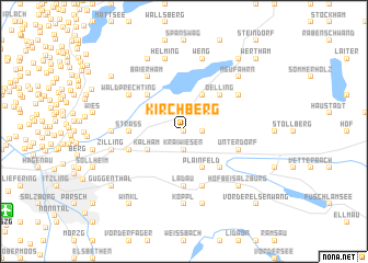 Kirchberg Ski Resort Guide, Location Map & Kirchberg ski holiday ...