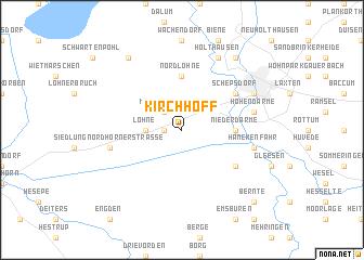 map of Kirchhoff