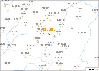 map of Kivubo