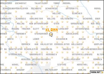 map of Klamm