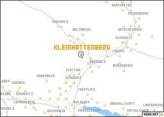 map of Kleinhattenberg