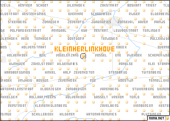 map of Klein Herlinkhove