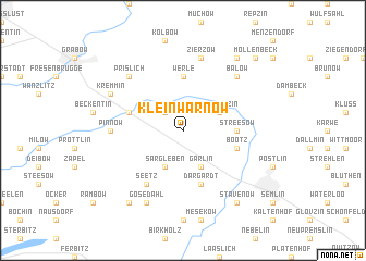 map of Klein Warnow