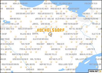 map of Köchelsdorf