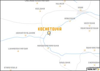 map of Kochetovka