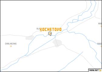 map of Kochetovo