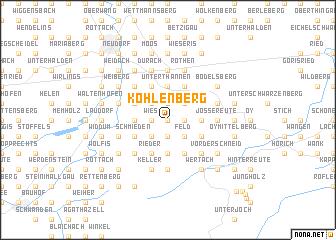 map of Kohlenberg