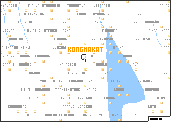 map of Kongmakat