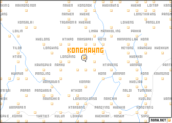 map of Kongmawng
