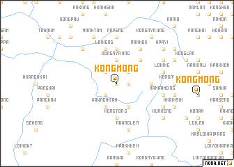 map of Köngmöng