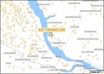 Kotka Manzar Pakistan map nonanet